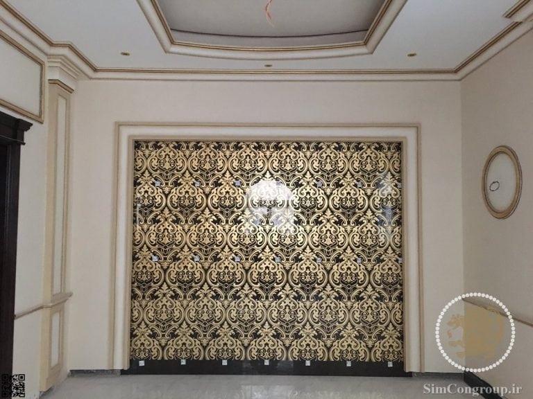 بازسازی منزل (زینی-جنت آباد)