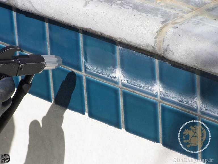 رنگ استخری برای آب بندی