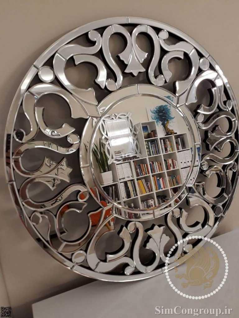 آینه دیواری لوکس