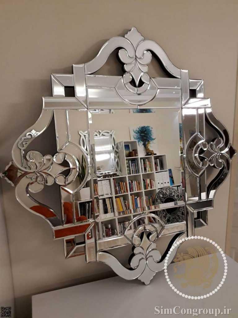 آینه دیواری لاکچری