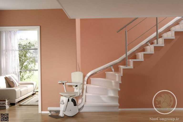 بالابر پله منزل