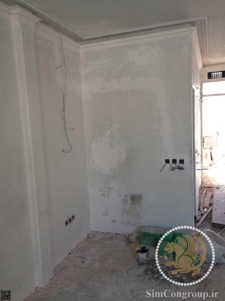 برقکشی و نصب کلید و پریز ساختمان