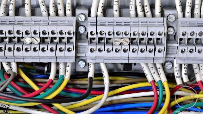خدمات ساختمانی برق ساختمان و سیم کشی
