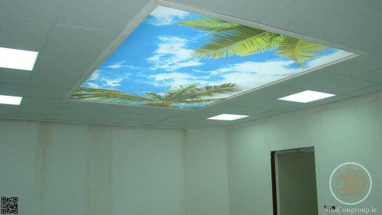خدمات ساختمانی سقف کاذب و آسمان مجازی