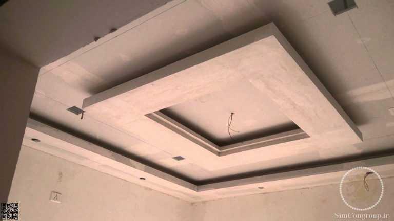 خدمات ساختمانی سقف کناف