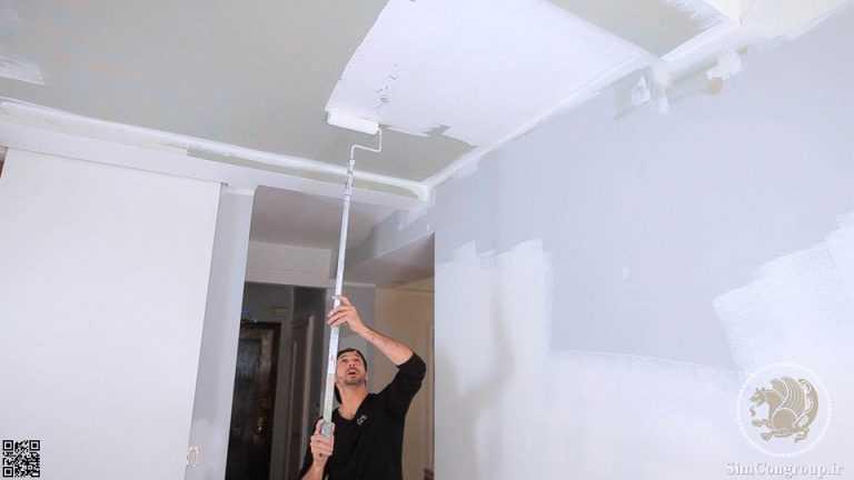 خدمات ساختمانی نقاشی ساختمان