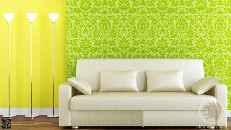 خدمات ساختمانی کاغذ دیواری