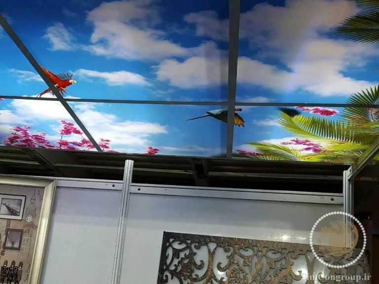 سقف کاذب آسمان مجازی ارزان