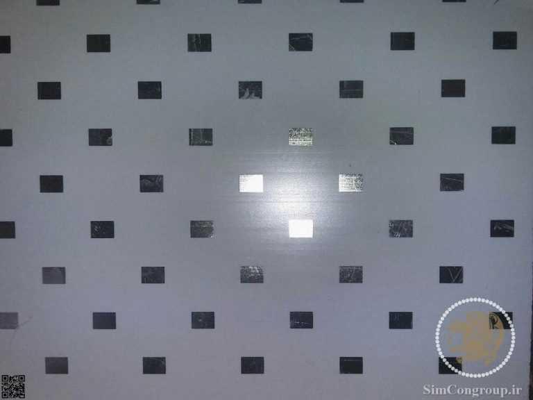 پانل سقف کاذب پی وی سی نقطه ای