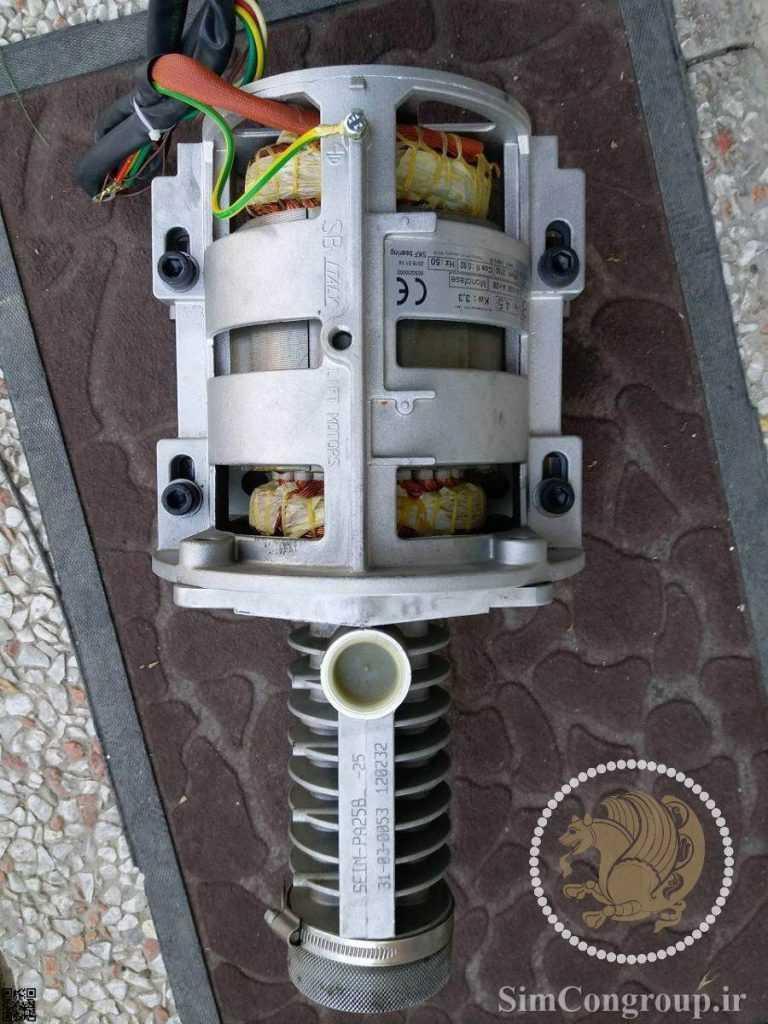 موتور بالابر برقی مغازه