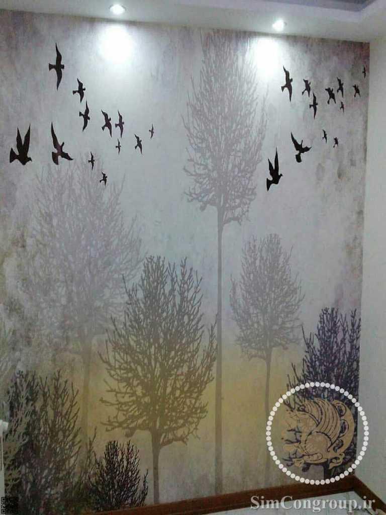 پوستر کاغذ دیواری اتاق خواب