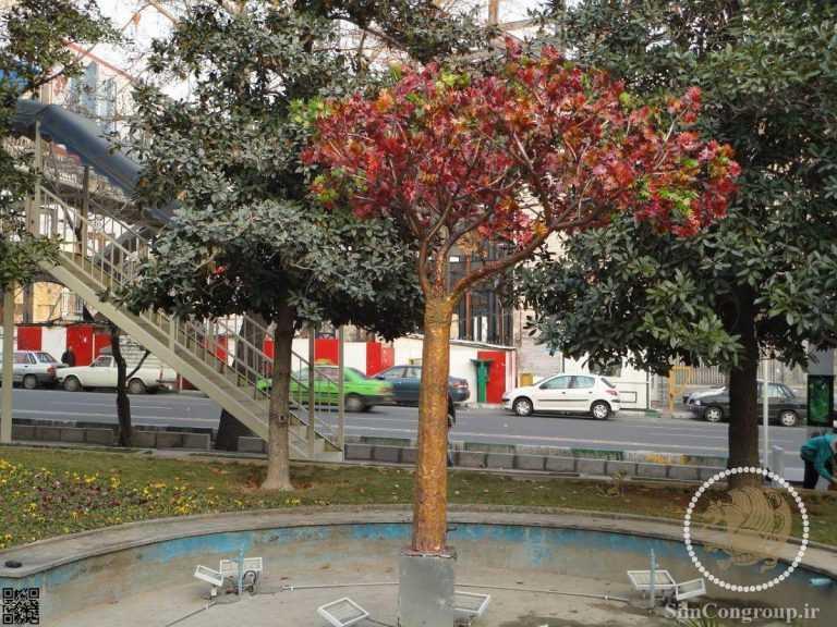 آبنمای درختی 2
