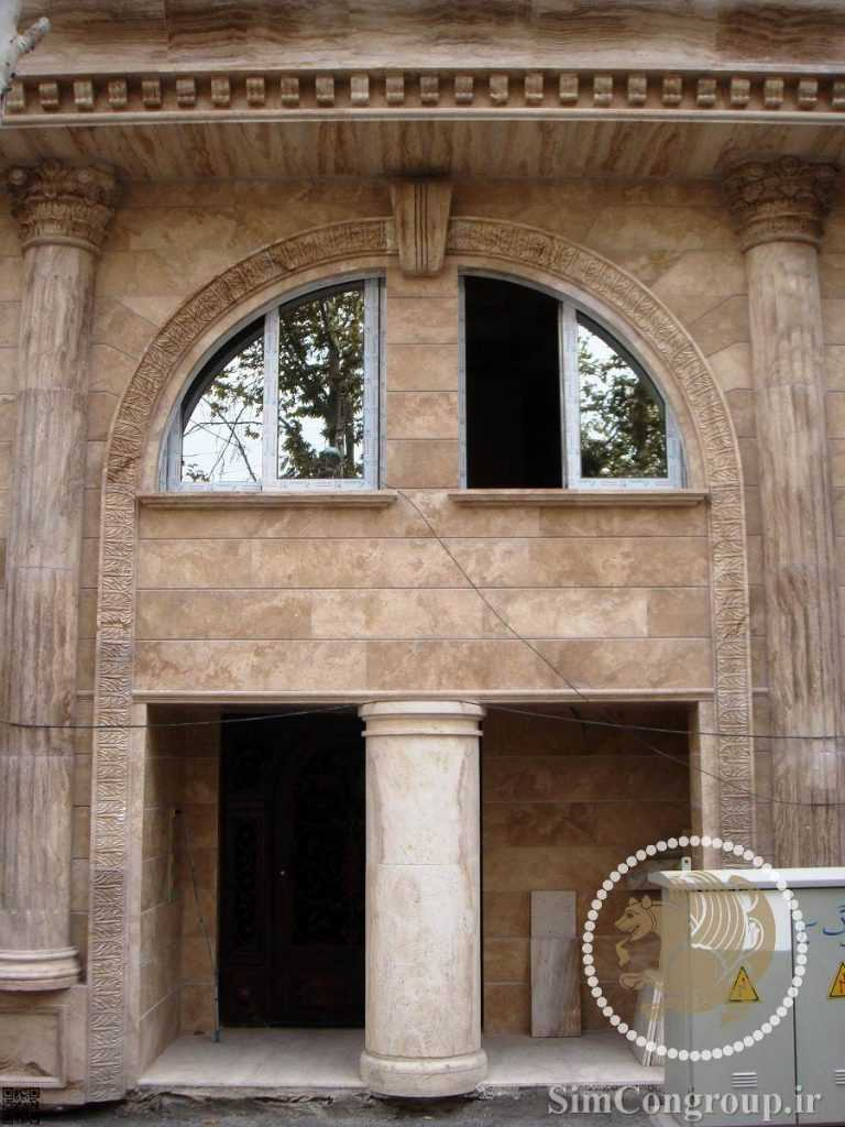 ابزار سنگ نمای ساختمان