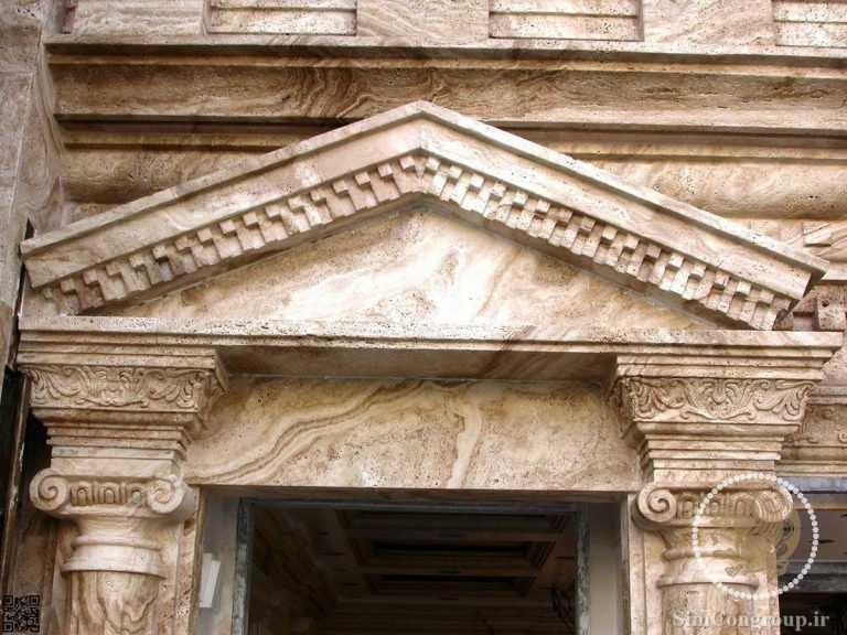 ابزار نما رومی ساختمان