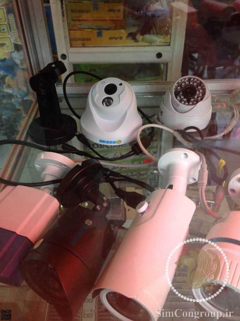 دوربین مدار بسته ساختمان