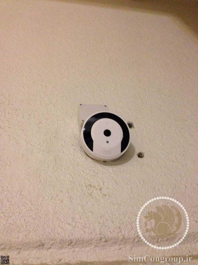 نصب دوربین مدار بسته ساختمان