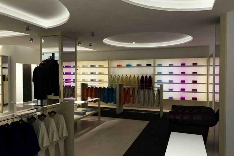 طراحی سه بعدی دکوراسیون مغازه پوشاکطراحی سه بعدی دکوراسیون مغازه پوشاک