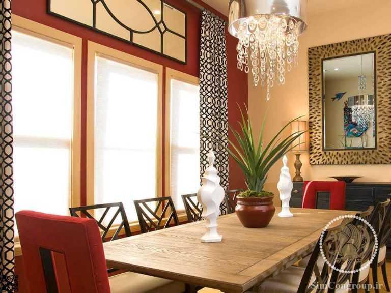 تزیین منزل به سبک کلاسیک