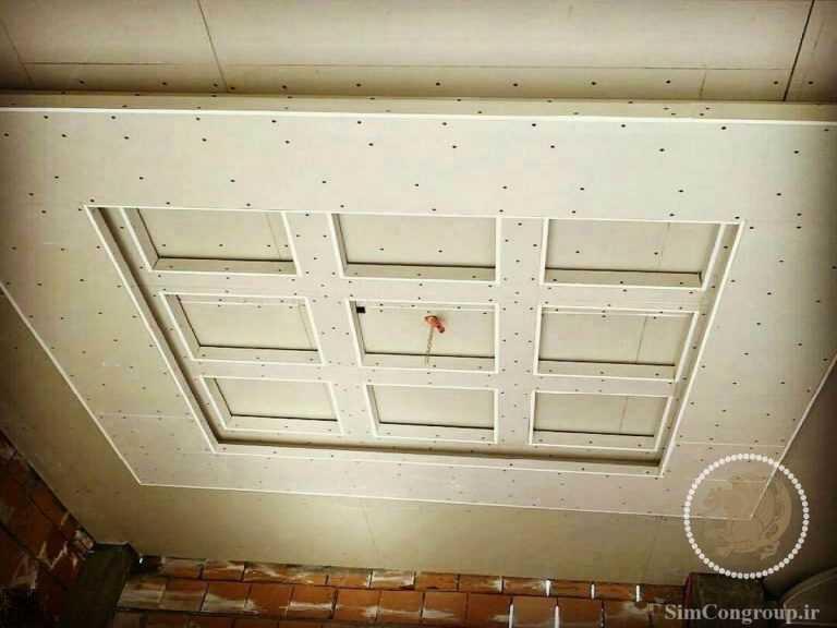 اجرای کناف ساختمان