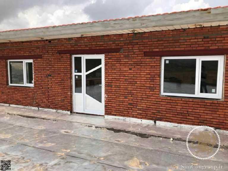 در و پنجره دوجداره ساختمان