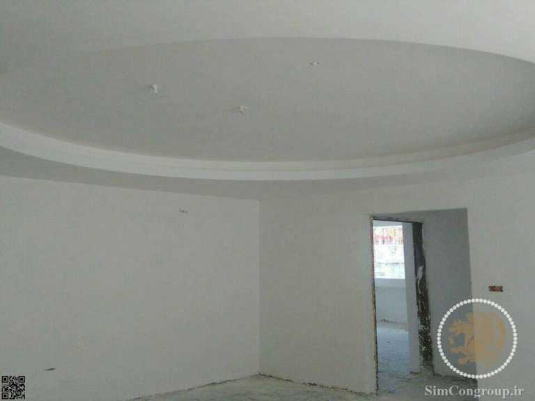 سفیدکاری سقف منزل