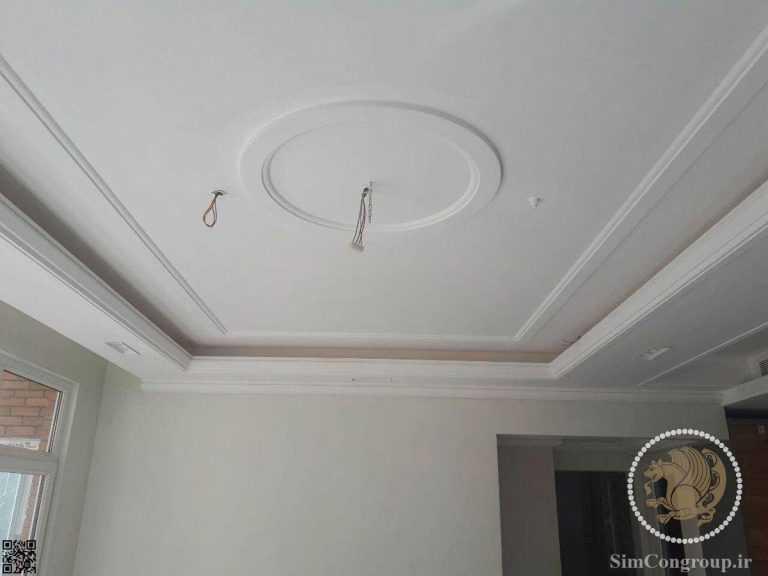 گچکاری سقف منزل