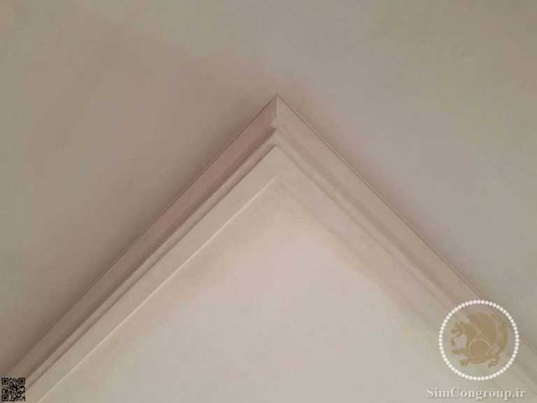 گچ کاری سقف خانه