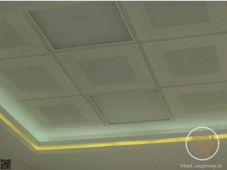 سقف کاذب دفتر کار