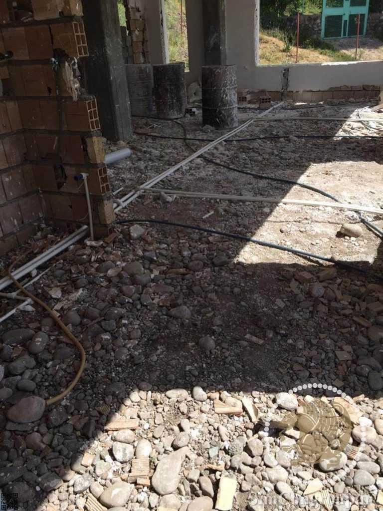 کف سازی منزل