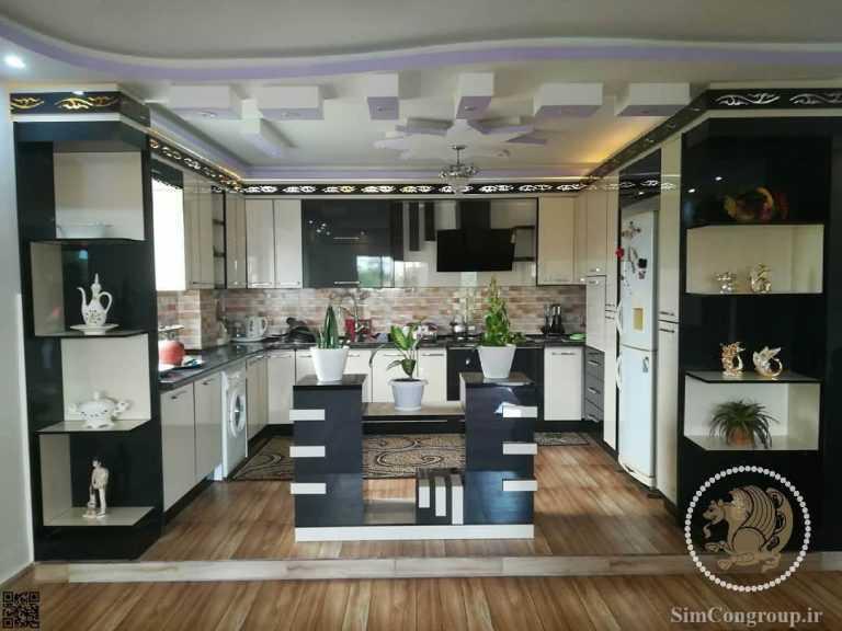 کابینت آشپزخانه منزل