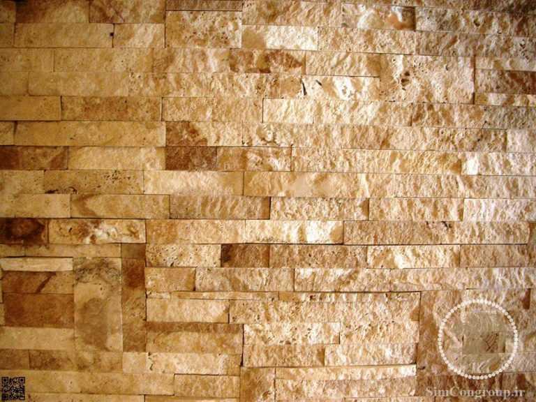 سنگ آنتیک دیوار