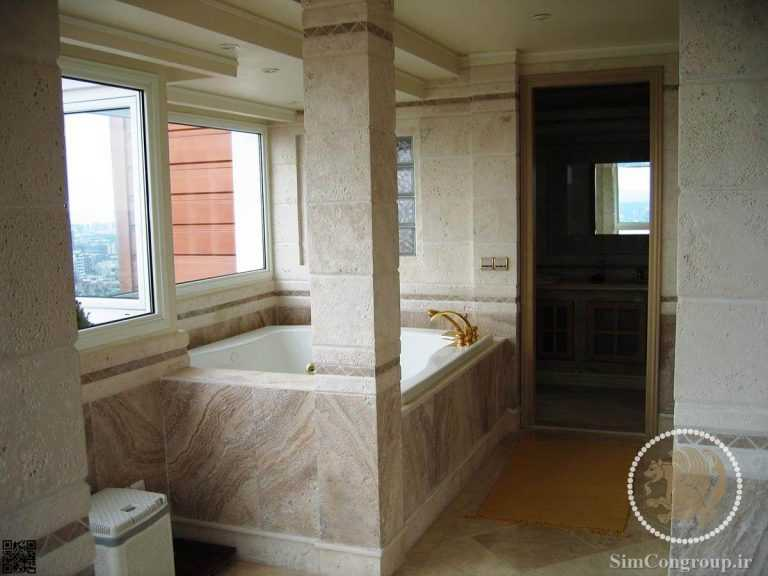 وان حمام سنگی