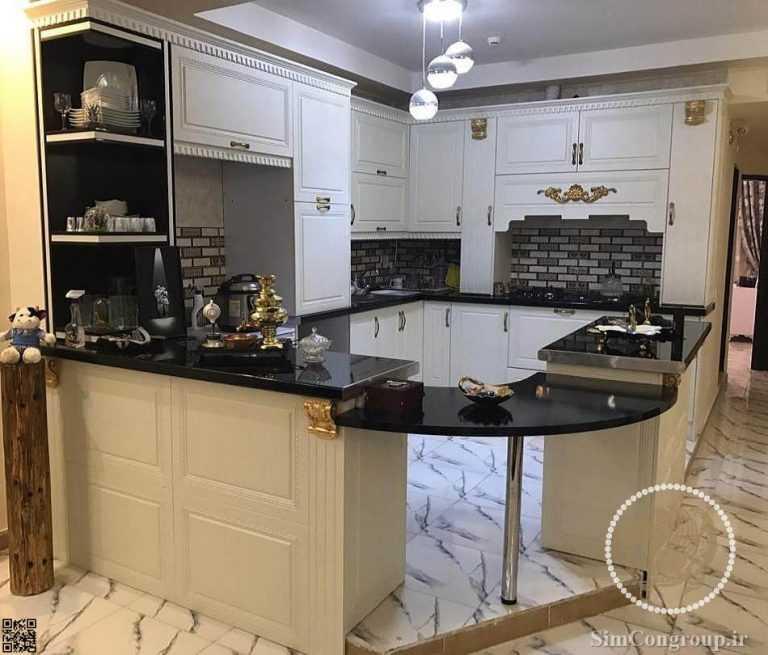 کابینت آشپزخانه ساختمان