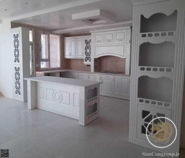 ساخت کابینت آشپزخانه ممبران