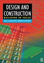 کتاب انگلیسی طراحی و ساخت ساختمان
