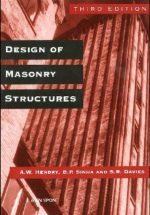 کتاب انگلیسی طراحی سازه های با مصالح بنایی